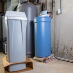 water softener for water well