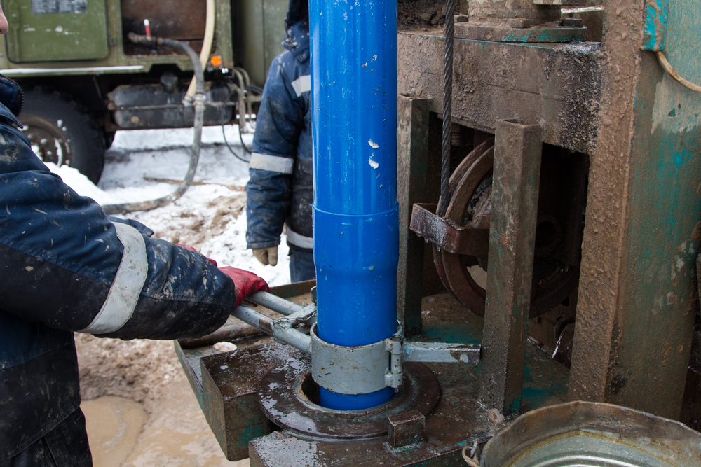 water well casings leak repair