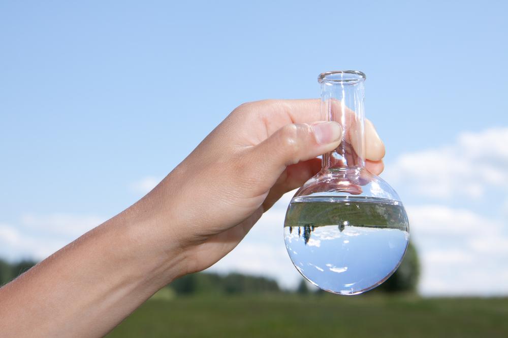 testing iron manganese well water